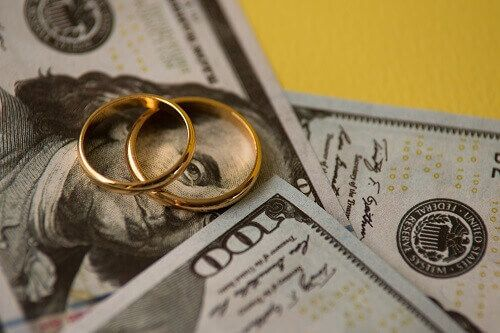 Spousal support payment
